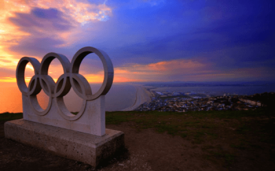 Become a business leader by thinking like an Olympian
