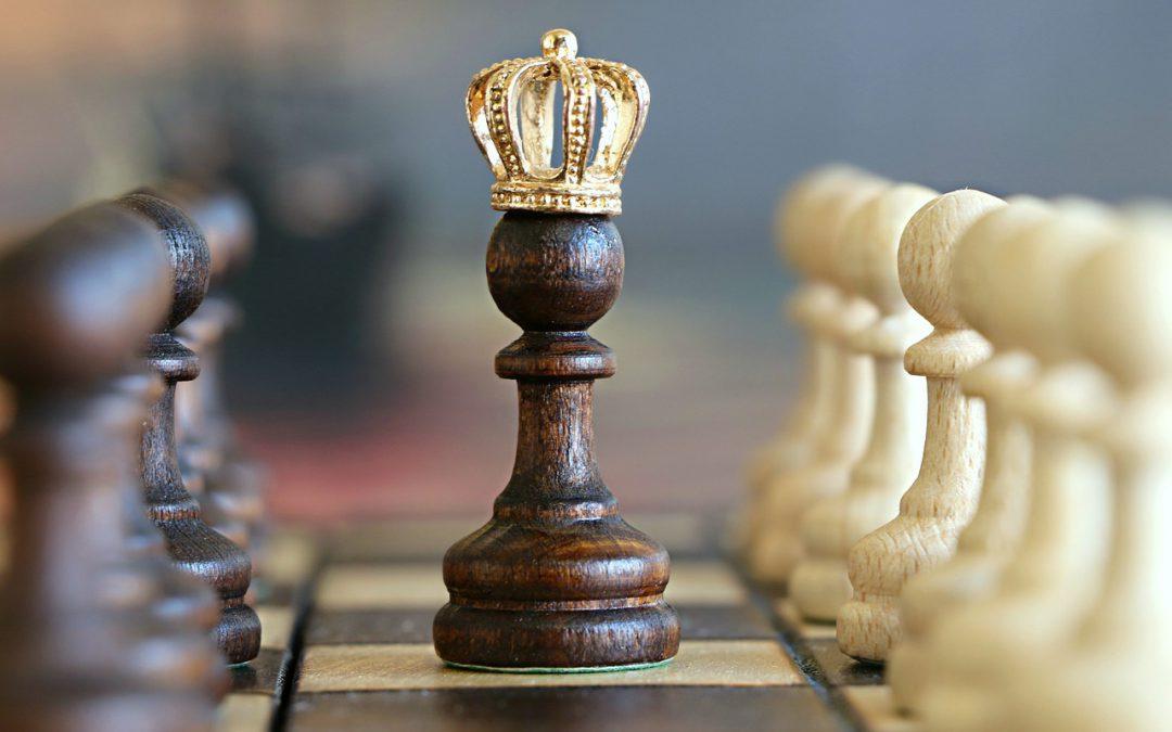 Niet alleen het bedenken, maar ook het uitvoeren van de strategie is een klus voor CEO's