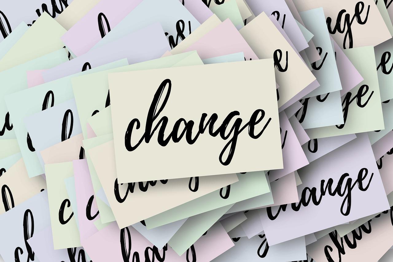 Tijd voor verandering-Grouve
