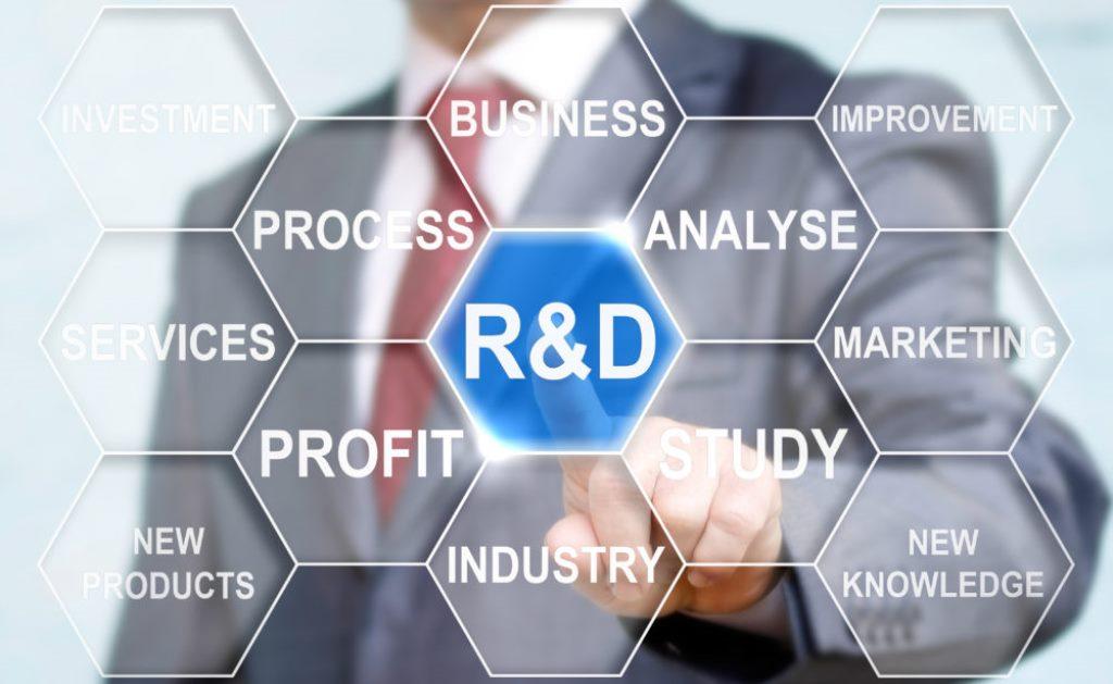 Groot R&D-budget? Dat is niet altijd een garantie voor succes
