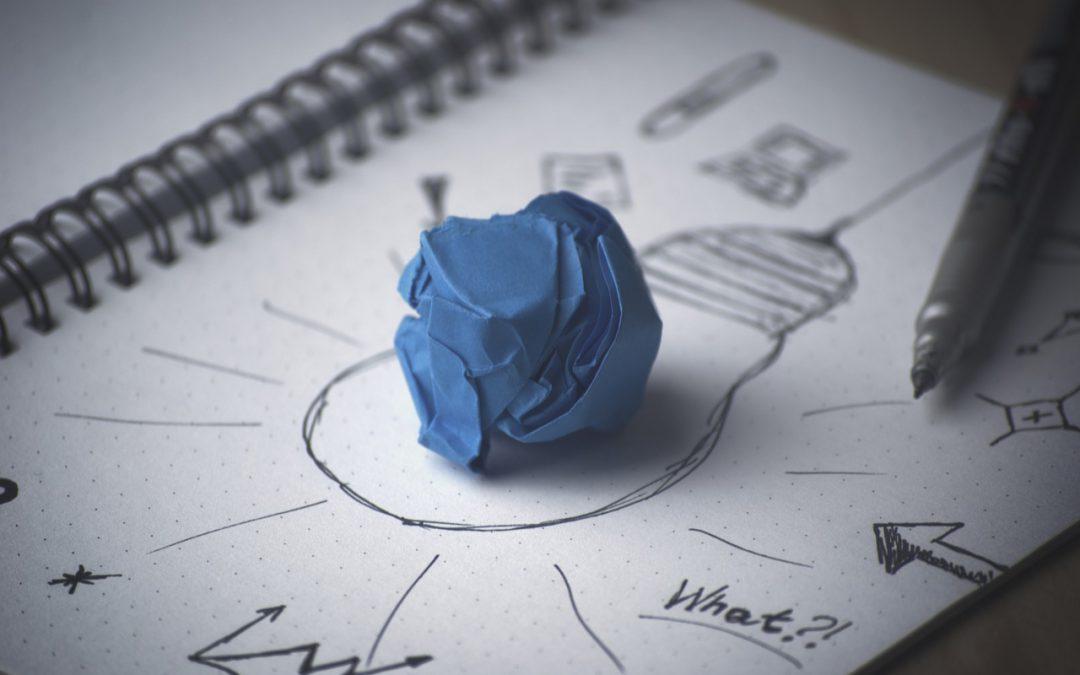 goede strategie vereist creativiteit