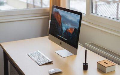 Meer succes met een opgeruimd bureau?